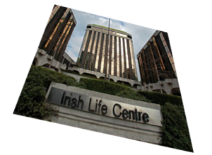 irish life building